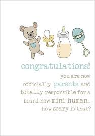 Congrats Baby Card Dandelion Stationery New Parents Congratulations Baby