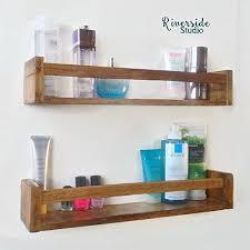 modern pallet furniture. Modern Rustic Floating Shelf, Wooden Bathroom Shelves, Gallery Entryway Shelf / Pallet Furniture O