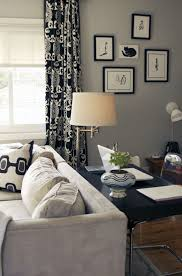 wall color for black furniture. my living room is similar with ivory u0026 black furniture and accessories the gray nimbus graygray paint colorswall wall color for s