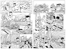 13 Images of Marvel Super Hero Squad Coloring Pages Printables ...
