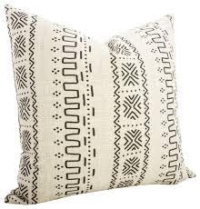 Mudcloth Pillow scandinavian-decorative-pillows