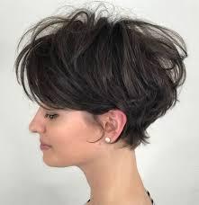 Short Haircuts Pixie Hairstyles Choppy Undercut Pixie Gorgeous 70