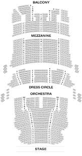 Cibc Seating Chart With Seat Numbers Cibc Theatre Seating Chart Theatre In Chicago