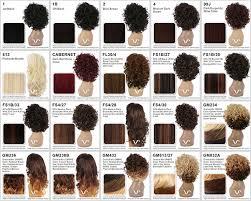 Vivica Fox Hair Color Chart Vivica Fox Chilli V Lace Front Wig