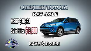 Stephen Toyota 2020 President S Day Sale Youtube