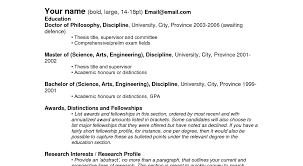 Full Size of Resume:academic Resume How To Prepare The Best Resume Amazing Academic  Resume ...
