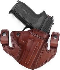 gallery leather iwb owb holster