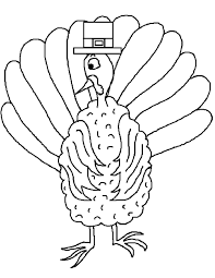 Small Picture Free Printable Turkey Coloring Pages For Kids Animal Place