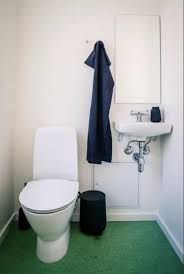 a bathroom at marvelously and interior designed apartment in the of cph
