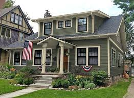 Exterior Home Paint Schemes Awesome Decorating Ideas