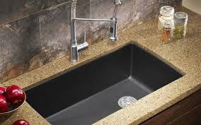 how to install undermount sink in granite counter top