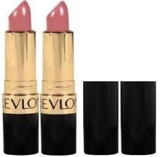 Revlon Super Lustrous Lipstick Colour Chart Revlon Super Lustrous Lipstick 460 Blushing Mauve Sable Brown