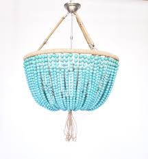 turquoise lighting. Trevor - Turquoise Open Chandelier Au Courant Interiors Lighting