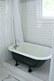 clawfoot tub shower curtain rod you can make yourself tub shower curtain rod how to make amazing bathroom with tub shower curtain inspiration home design