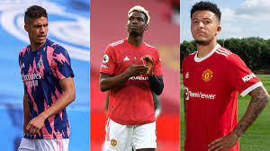 Manchester United's Sancho, Varane moves and Pogba question