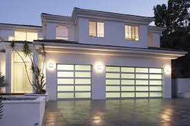 modern garage doors sizes