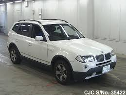 Coupe Series bmw 2009 for sale : 2009 BMW X3 White for sale | Stock No. 35422 | Japanese Used Cars ...