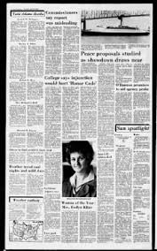 The Evening Sun from Hanover, Pennsylvania on April 29, 1982 · 6