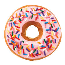 Dunkin Donuts Allergen Chart Dunkin Donuts Nutrition Strawberry Frosted