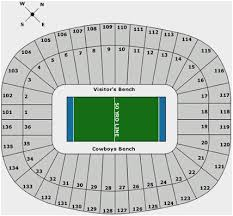 Ou Texas Seating Chart Hall Fame Stadium Online Charts Collection