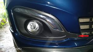 Condensation In Outside Lights Diy Removing Moisture Buildup From The Foglamps Maruti