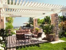 outdoor design ideas for suburban and