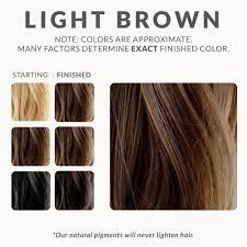 Light Brown Henna Hair Dye Henna Hair Color Henna Hair
