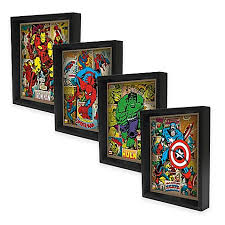amazing design ideas marvel wall decor deadpool back in black 1 premium graphic canvas by starkematter superhero comic book art light on marvel comics wall art plaque with unusual ideas marvel wall decor heroes 3d lenticular art collection