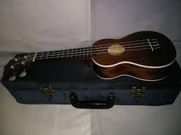 picture of the cardboard ukulele case