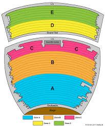 Lansing Center Seating Chart Wharton Center Great Hall Seating Chart 2019