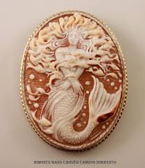 la sirena cameo by bimonte the oldest cameo c work in soro italy