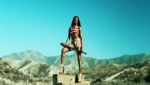 Azealia Banks - Liquorice: Music Video Review | Azealia banks, Patriotic  bikini, Stars and stripes bikini