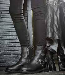 women s motorcycle boots with high temperature resistant technology