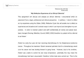 professional ethical dilemma essay ethical dilemma essay examples kibin