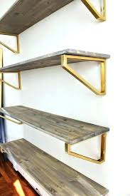 thick floating shelves awesome wall shelving inspirational pipe high definition shelf brackets elegant heavy duty cozy
