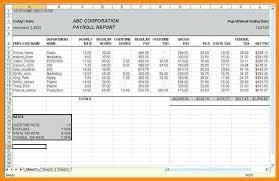 Payroll Spreadsheet Template Excel Inspirational Free Payroll