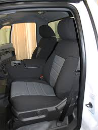 ford super duty standard color seat covers