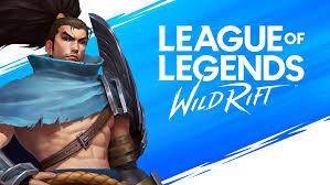 ESL ร่วมมือ League of Legends Wild Rift จัดแข่งในไทย เมษายนปีหน้า : @วาไรตี้ ไทยสบาย | ลีกออฟเลเจนด์, ไอโอเอส