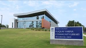 Wake County Library Fuquay Varina Opens New Community Library Abc11 Com