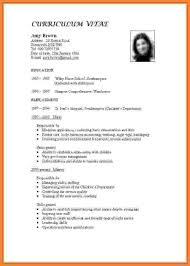 How To Make Cv For Teaching Job Restaurant Waiter Resume Sample Best