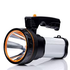 Hand Held Search Light Details About Romer Led Rechargeable Handheld Searchlight High Power Super Bright 9000 Ma 6000