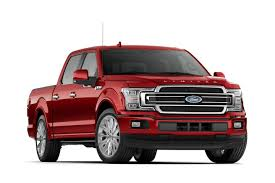 2020 Ford F 150 Limited Truck Model Highlights Ford Com