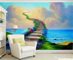 painted wall mural 3d stereo tv background wallpaper beautiful colorful clouds rainbow wallpaper mural desktop wallpapers in hd desktop widescreen wallpaper