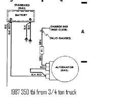 1992 chevy alternator wiring diagram chevy get image about description 1992 chevy alternator wiring diagram nilza net