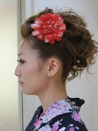 Sanpatsu 卒業式 袴 髪型 モヒカン