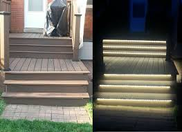 led stairwell lighting. Collection In Led Stair Lighting And Inspired Outdoor  Phoenix Led Stairwell Lighting I
