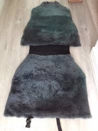 genuine sheepskin car seat cover made in the uk