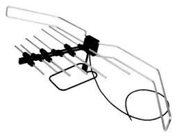 комнатная антенна дельта