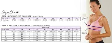 Bra Fit Guide Bra Size Chart Measure Your Bra Size Qvc Com