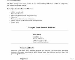 How To Make A Quick Resume For Free Wonderful Cook Resume Sample For Dishwasher Resignation Letter Doc 61